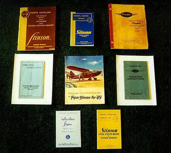 Stinson Manuals