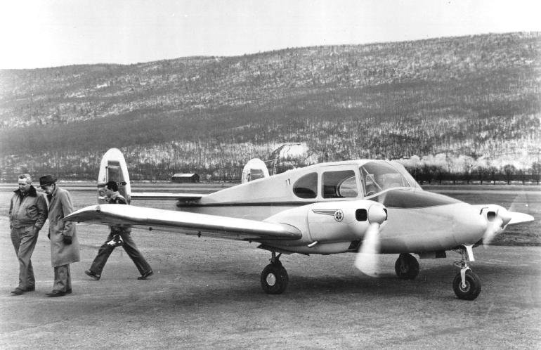 westin s stinson 108 page this photograph shows the prototype twin stinson on the ground