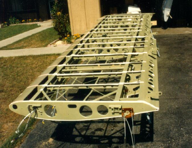 westin s stinson 108 restoration page now is the time to have your i a come by for a to inspect the basic wing structure before the fabric is applied have the ia make a log book