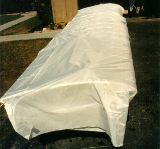 aircraft wing material